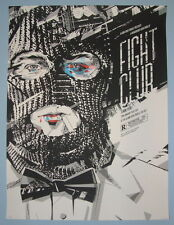 Fight Club Delicious Design Poster Print Signed Numbered Mondo Tyler Durden