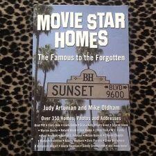Movie Star Homes Famous 350 Photos Addresses Harlow Karloff Grant Gable Newman