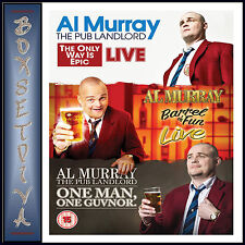AL MURRAY COLLECTION  **BRAND NEW DVD BOXSET***