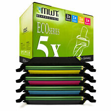 5x ECO Toner ersetzt Samsung CLT-C6092S CLT-K6092S CLT-M6092S CLT-Y6092S