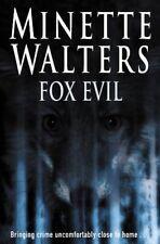 Fox Evil,Minette Walters