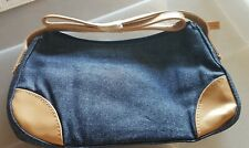 Avon Denim Mini Handbag