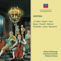 Johann Christian Bach : Sinfonia CD 2 discs (2018) ***NEW*** Fast and FREE P & P