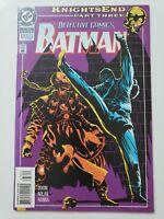 DETECTIVE COMICS Featuring BATMAN #676 (1994) DC COMICS KNIGHTSEND Part 3!
