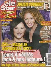 Tele Star N° 1526 Du 26/12/2005 - Magalie - Raphaelle Ricci - BEN AFFLEK - DAKAR