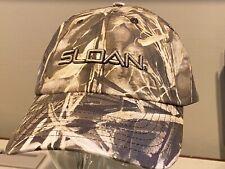 Sloan Plumbing Fittings Fixtures Bathroom Bar Pub Golf Baseball Hat Cap New