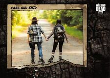 Walking Dead Road To Alexandria BETTER DAYS Insert BD-9 / CARL & ENID