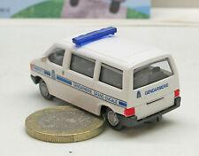 """Roco Miniatur Modell 2490:  VW T4  Bus  """"Gendarmerie  Grand  Ducale Luxembourg"""""""