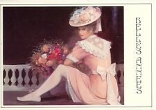 4005-B SET OF 12 ART POST CARDS - BELLES ANNEES BY BERNARD PELTRIAUX - SET B