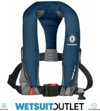 Crewsaver Crewfit 165N Sport Automatic Lifejacket Navy Unisex Kayak Ski Aid