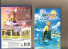 FINAL FANTASY X ( 10 ) PLAYSTATION 2 PS2 RPG PS 2 INCLUDES BONUS DVD DISC