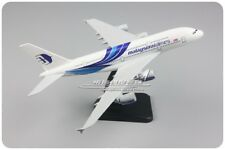 20CM Malaysia Airlines AIRBUS A380 Passenger Airplane Plane Metal Diecast Model
