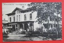 Kittochtinny Inn Chambersburg Pa Unposted Albertype Postcard