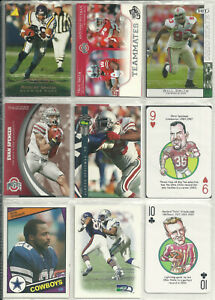 108 Different The Ohio State Buckeyes Football Cards (3 a6e basketball)