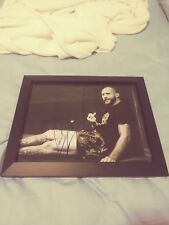 "Donald ""Cowboy"" Cerrone UFC Fighter MMA Signed 11x14 Framed Photo"