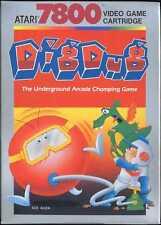 Dig Dug (Atari 7800) New in the Box(NIB) Mint! NTSC