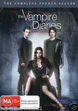 Vampire Diaries Season 4 : NEW DVD