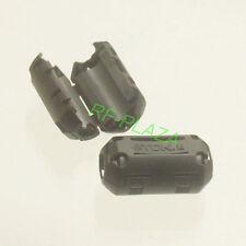 10x TDK black Φ7mm Cable Clamp Clip RFI/EMI/EMC Noise Filters Ferrite Core Case