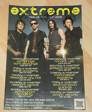 EXTREME FULLY SIGNED POSTER