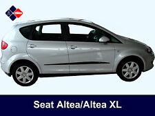 SEAT ALTEA | ALTEA XL 5D sfregamento strisce | Porta Protettori | SIDE MODANATURE KIT