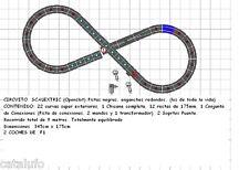 OFERTA CIRCUITO SCALEXTRIC (Openslot) escala 1/32  9 metros de cuerda Nuevo