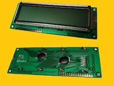 LCD Display Modul 162F-DC-BC-3LP 2x16 Zeichen 16 Pin LED BACKLIGHT WHITE 1x