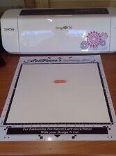 New Design n Cut Pollyanna's Universal Embossing Mat & Tool Kit