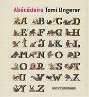 Tomi Ungerer - Abecedaire - das ABC für Kinder erklärt - Sammlerobjekt, Rarität