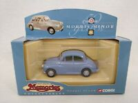 Corgi 67401 Morris Minor Diecast Car 50 Years Anniversary Collectable Free Post