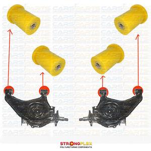 Fiat Cinquecento, Seicento, kit de silent bloc de bras oscillant arrière SPORT