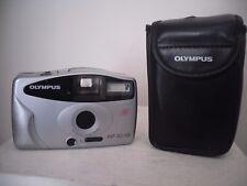 VINTAGE OLYMPUS AF-10 XB Film Camera Grande Display Prop con Borsa