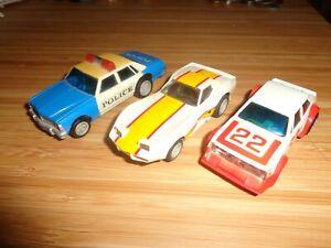 MATCHBOX POWERTRACK VOLKSWAGEN SCIROCCO #22, CORVETTE & POLICE CAR SPARES/REPAIR