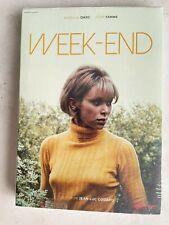 DVD Neuf sous blister WEEK-END avec Jean Yanne Mireille Darc