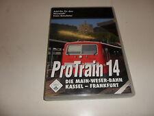 PC  Train Simulator - ProTrain 14: Die Main-Weser-Bahn Kassel - Frankfurt