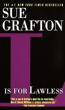 Kinsey Millhone L Is for Lawless by Sue Grafton (1996, Paperback)