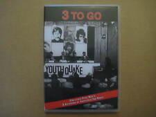 3 TO GO / 3 DIRECTIONS IN AUSTRALIAN POP MUSIC - RARE AUSSIE DVD - PETER WEIR