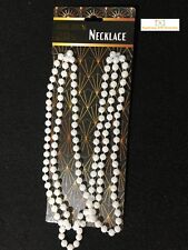 970e5c87b Flappers Necklace 20s Gatsby Women Costume Pearl Jewellery Beads 1920s  Accessory