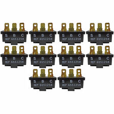 Lot Of 10 New OEM GM AC Delco Air Conditioning Thermal Limiter Module Fuse