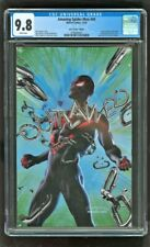 CGC 9.8 AMAZING SPIDER-MAN #49 MARVEL COMICS DEC 2020 HORN VIRGIN EDITION