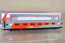 HORNBY KIT BUILT REFINISHED BR SERCO RAILTEST MK3 MK4 COACH DB 977855 nd
