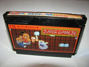 Super Chinese 1 Famicom NES Japan import US Seller