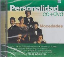 CD - Mocedades NEW Personalidad Includes 1 CD & 1 DVD FAST SHIPPING !