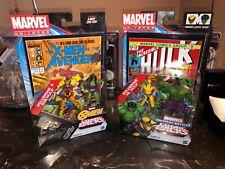 Marvel Universe WOLVERINE vs HULK Comic Pack & She Hulk TRU Exclusive Battles