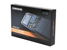 SAMSUNG 960 EVO M.2 500gb NVMe PCI-Express 3.0 Solid State Drive SSD MZ-V6E500BW