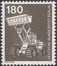 Allemagne (B) 1975 industrie/technologie/tracteurs/Pelles/transport 1 V (n25430p)