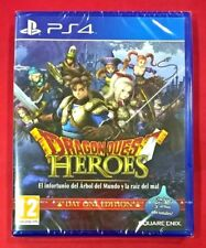Dragon Quest Heroes DAY ONE EDITION - PLAYSTATION 4 - PS4 - NUEVO