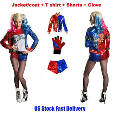 Harley Quinn Birds Of Prey Women's Costume Suicide Squad Harley Quinn Costume