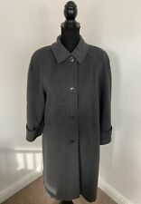 Details about EASTEX Coat Size 14 Green Beige Wool Vintage Evening Formal Everyday Outdoor