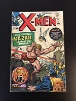 X Men 10 Ka-zar and Zabu first appearance.