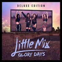 LITTLE MIX - GLORY DAYS (CD/DVD DELUXE EDITION)  2 CD NEU